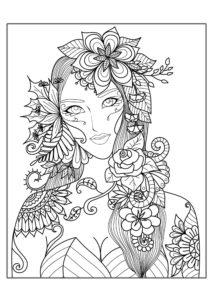coloriage adulte en ligne gratuit de la catégorie coloriage adulte à imprimer