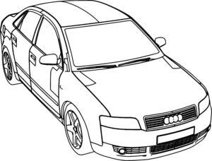 coloriage cars à imprimer a4 de la catégorie coloriage cars
