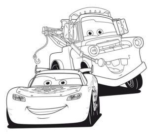 flash mcqueen cars 2 coloriage de la catégorie coloriage cars