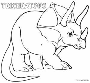 coloriage dinosaure en ligne gratuit de la catégorie coloriage dinosaure