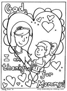 coloriage pour fille à imprimer pdf de la catégorie coloriage fille