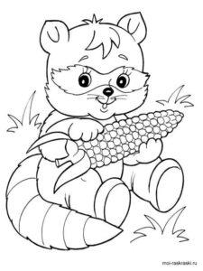 coloriage pour petite fille de 4 ans a imprimer de la catégorie coloriage fille