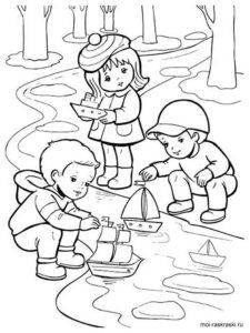 coloriage fille 6 ans pdf de la catégorie coloriage fille