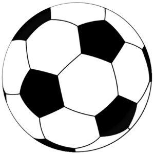 dessin ballon de foot à imprimer de la catégorie coloriage foot