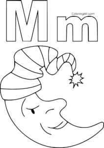 coloriage magique lettres de l'alphabet maternelle de la catégorie coloriage magique maternelle