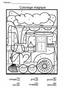 coloriage magique pour maternelle grande section de la catégorie coloriage magique maternelle