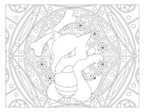 coloriage mandala pokemon a imprimer de la catégorie coloriage mandala