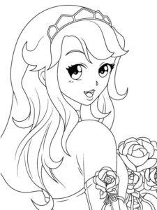 coloriage manga kawaii a imprimer gratuit de la catégorie coloriage manga