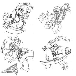 coloriage dragon ninjago à imprimer de la catégorie coloriage ninjago