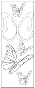 coloriage papillon maternelle à imprimer de la catégorie coloriage papillon