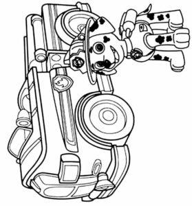 dessin a imprimer pat patrouille ruben de la catégorie coloriage pat patrouille