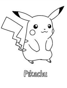 coloriage magique pikachu à imprimer de la catégorie coloriage pikachu