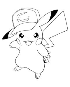 coloriage pokemon pikachu evolution de la catégorie coloriage pokemon