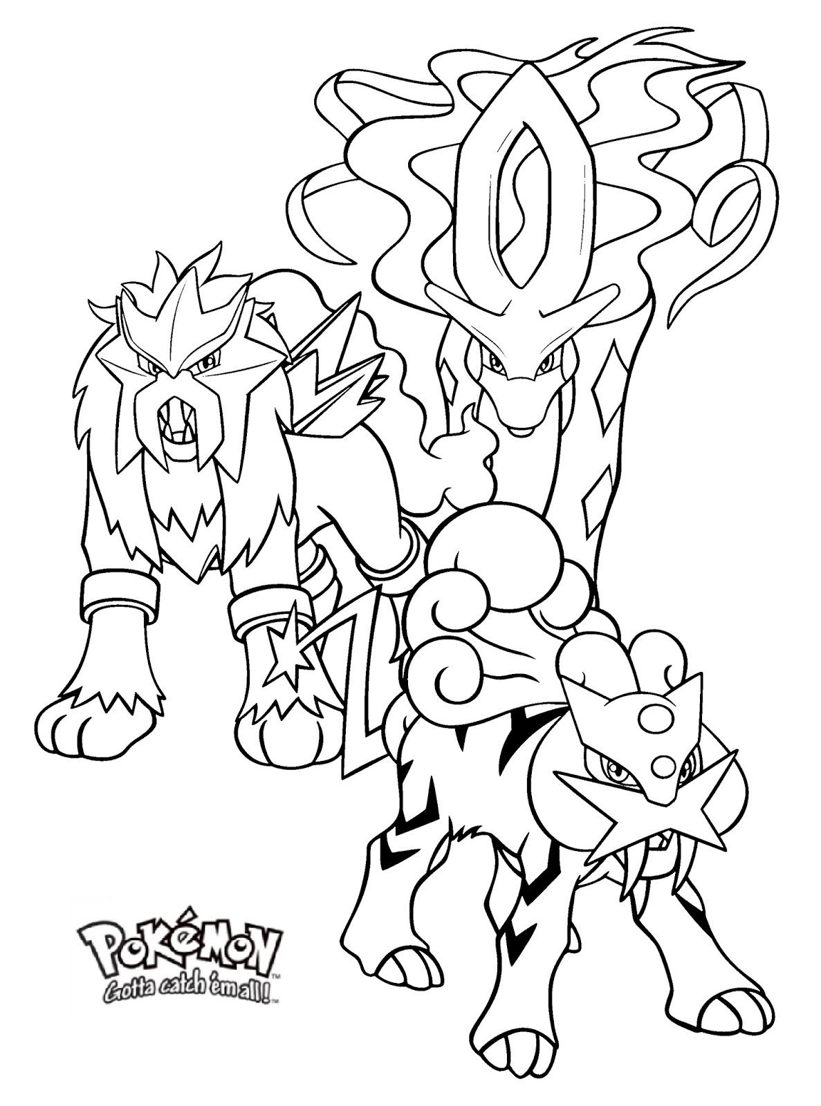 coloriage pokemon legendaire de la catégorie coloriage pokemon