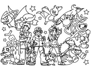 pokemon colorier imprimer de la catégorie coloriage pokemon